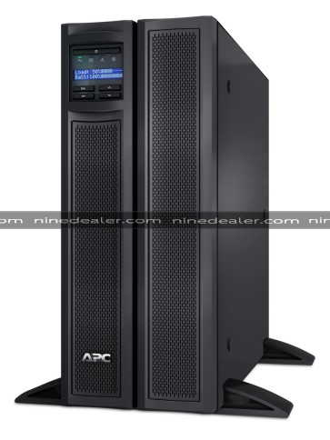 Smart-UPS X 3000VA / 2700W Rack/Tower LCD 240V 4U with Network Card