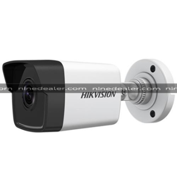 DS-2CD1021-I 2MP,Mini Bullet,1920x1080,IP67,IR 30 m.,DC12V & PoE