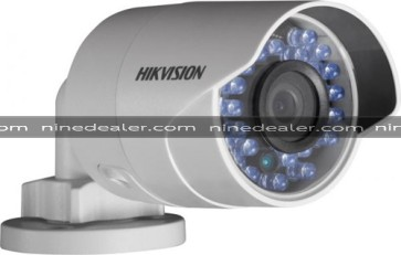 DS-2CD2020F-IW  2MP,Mini Bullet,4mm,1920x1080, IP67, DC12V & PoE,IR 30 m.,Built-in Wi-Fi