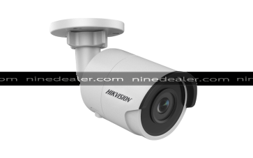 DS-2CD2055FWD-I 5MP,Mini Bullet,OutDoor,4mm,H.265+ ,2560×1920,ICR; EXIR 2.0, up to 30m,IP67, DC12V&PoE