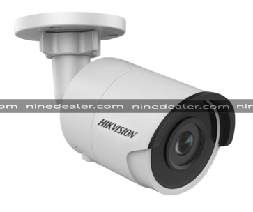 DS-2CD2085FWD-I  8MP,Mini Bullet,OutDoor,4mm,H.265+ ,3840 × 2160,EXIR 2.0, up to 30m, IP67; DC12V&PoE