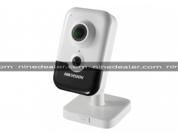 DS-2CD2443G0-IW 4MP,Cube,Indoor,2.8 mm,H.265+,  WiFi+Mic,2688×1520, 1920×1080,ICR; EXIR 2.0, up to 10m; DC12V&PoE