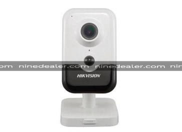 DS-2CD2455FWD-IW 5MP,Cube,Indoor,2.8 mm,H.265+,  WiFi+Mic,2560×1440, 2048×1536, 1920×1080,ICR; EXIR 2.0, up to 10m; DC12V&PoE