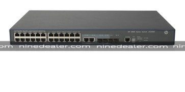 JG299B HPE FlexNetwork 3600 24 v2 EI Switch