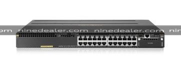 JL073A Aruba 3810M 24G PoE+ 1-slot Switch