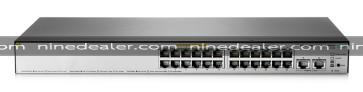 JL172A  HPE 1850 24G 2XGT PoE+ 185W Switch