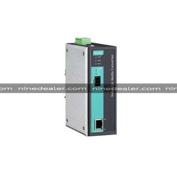 IMC-101G Industrial media converter, IECEx, -40 to 75°C