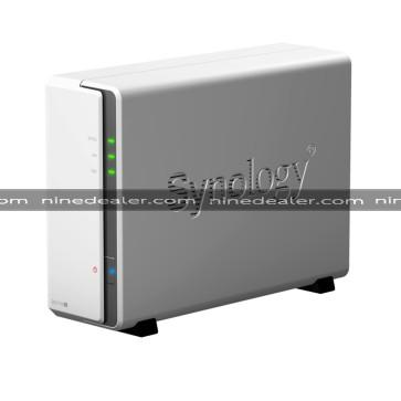 DiskStation DS119j, 1 Bay