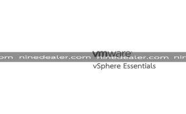 vSphere 6 Essentials