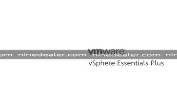 vSphere Essentials Plus