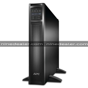Smart-UPS X 3000VA / 2700W Rack/Tower LCD 200-240V with Network Card