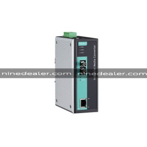 IMC-101 Industrial media converter, MM, ST, IECEx, 0 to 60°C
