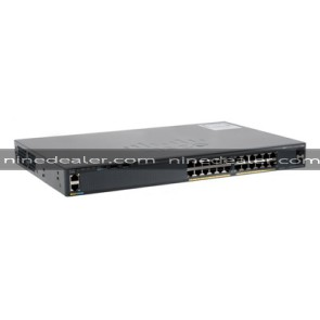 WS-C2960X-24TS-LL   Catalyst 2960-X 24 GigE, 2 x 1G SFP, LAN Lite